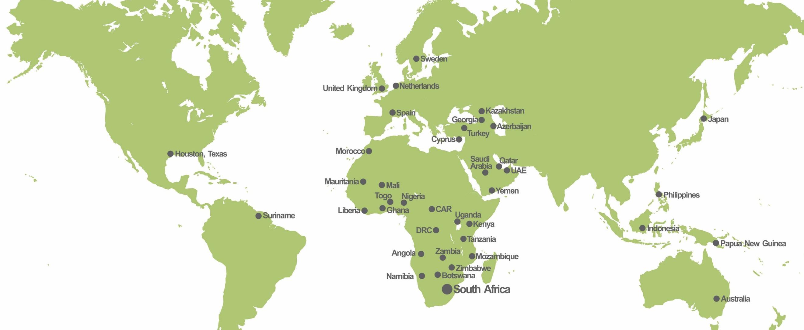 CONTINUUM map